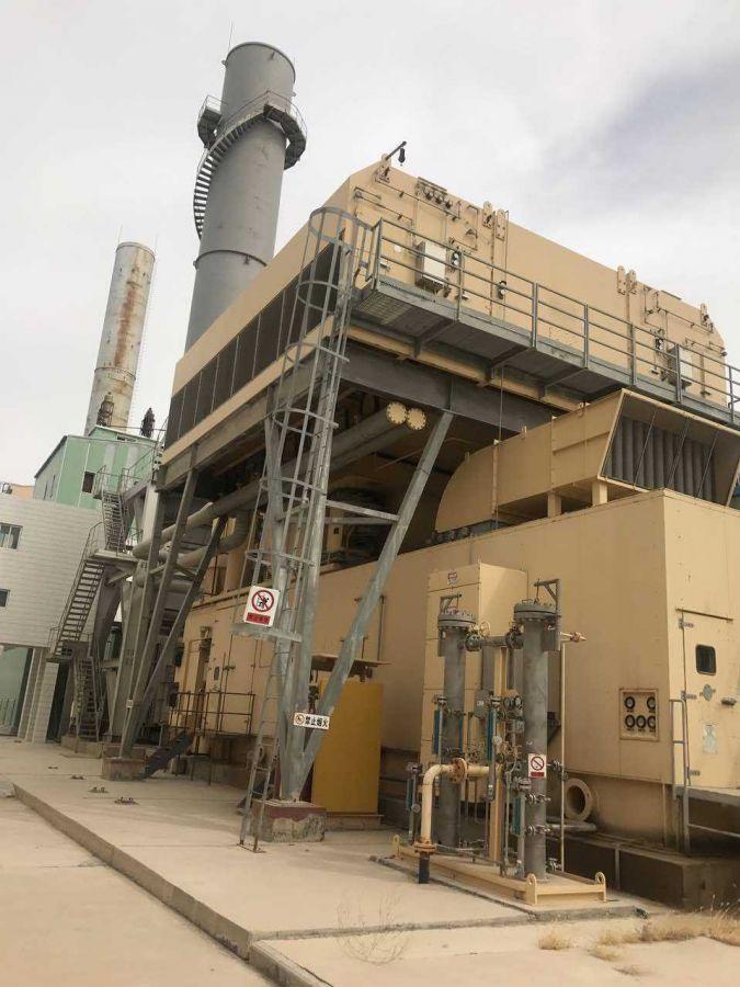 50MW GAS TURBINE POWER PLANT - Used diesel generator,CAT